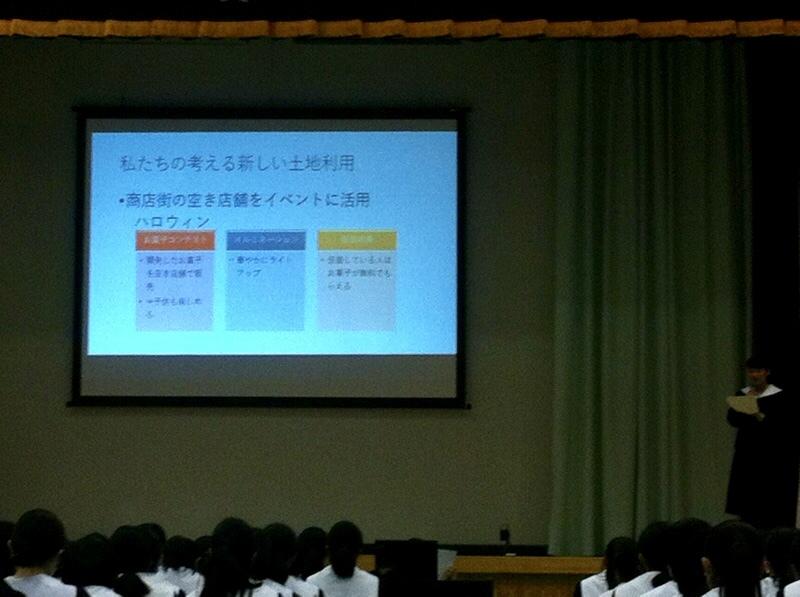 真岡女子高 課題研究発表会 本選 真岡新聞に!_b0148338_09203775.jpeg