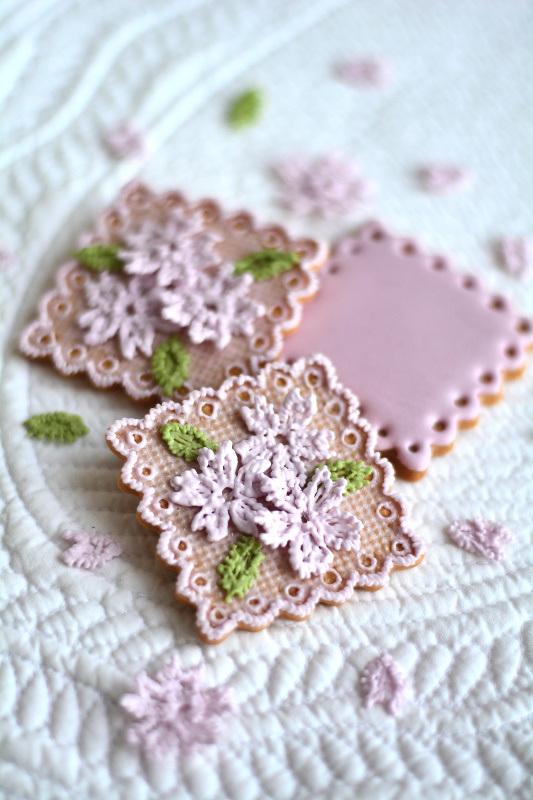 天然色素のアイシングクッキーレッスン「桜」_b0125541_22382985.jpg