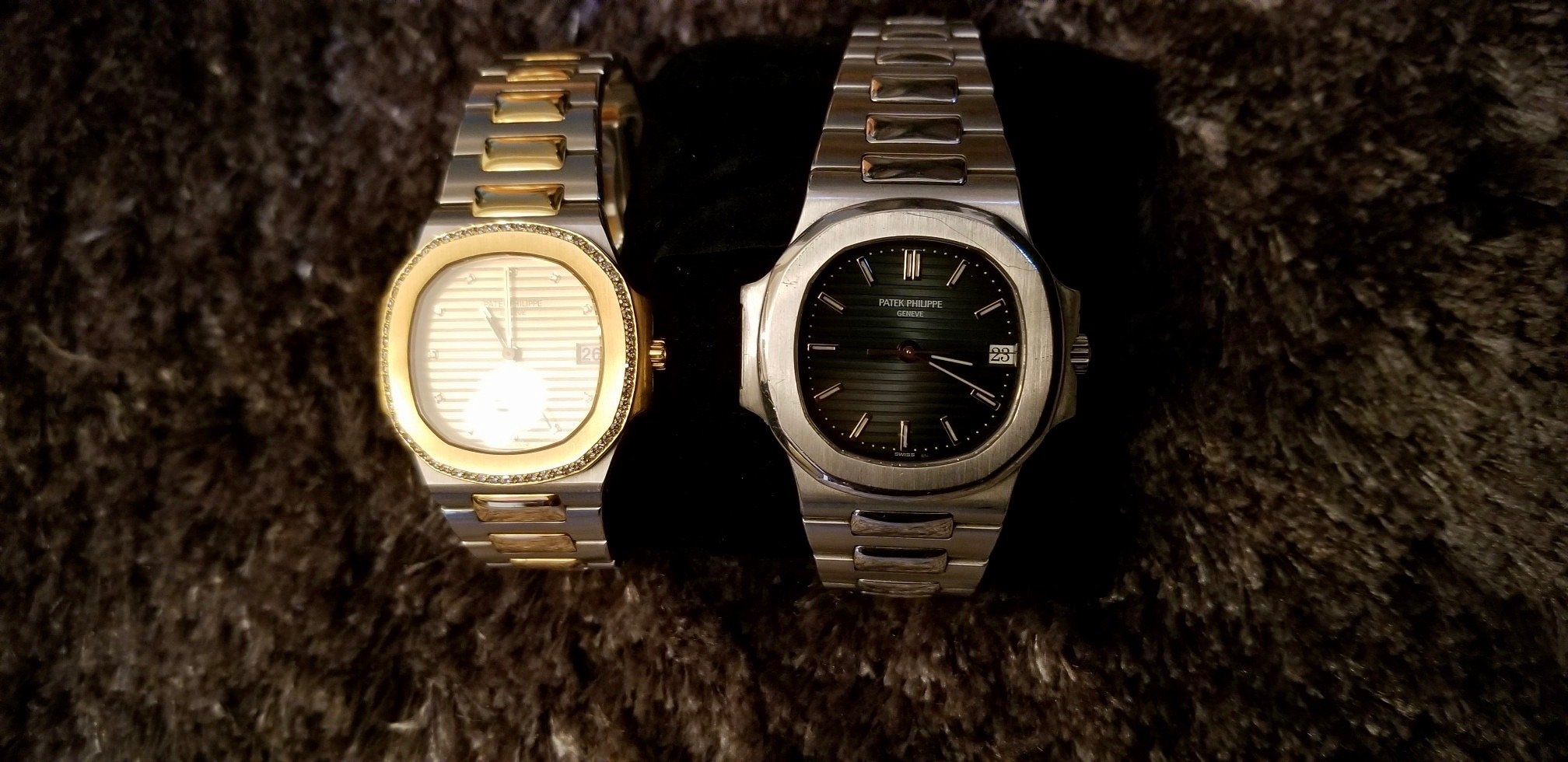 素敵なpair watch ❤︎_f0057849_16370100.jpg