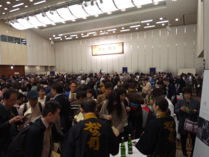 「第三回 近江の新酒きき酒会」来場御礼!_f0342355_08022850.jpg