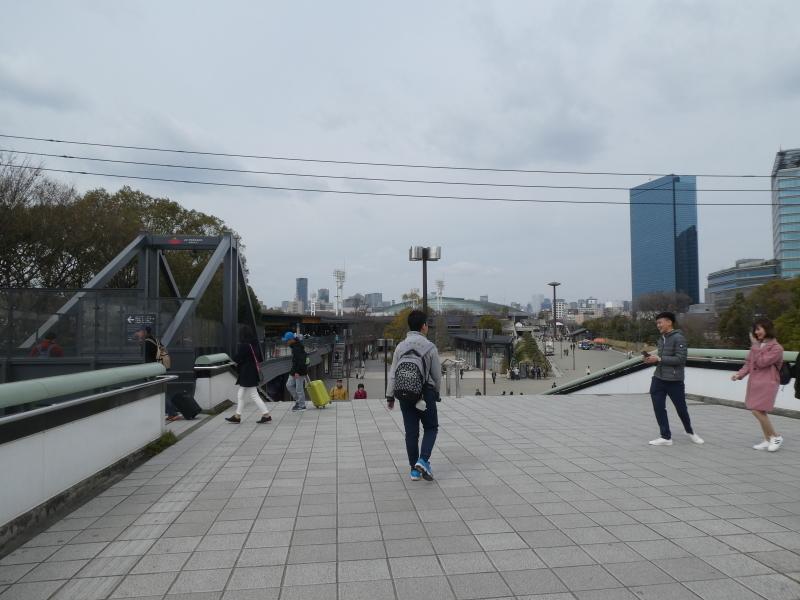 大阪城に孫と行ってきました_c0108460_18382985.jpg