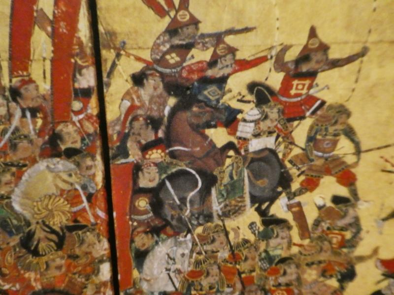 大阪城に孫と行ってきました_c0108460_18474817.jpg