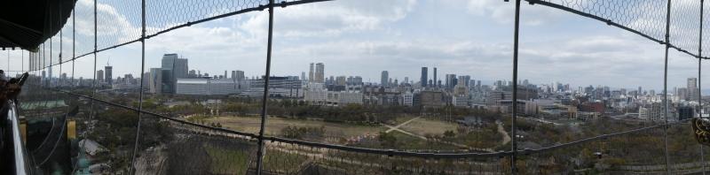 大阪城に孫と行ってきました_c0108460_18494505.jpg