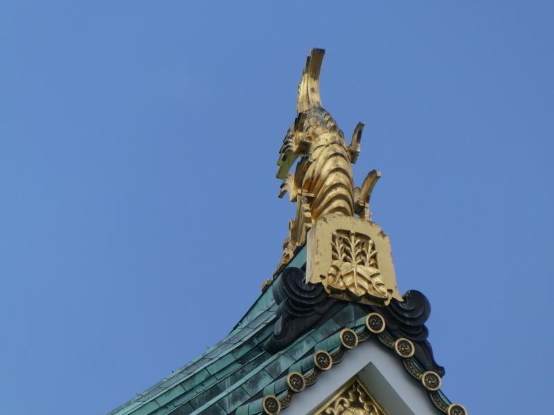 大阪城に孫と行ってきました_c0108460_18525243.jpg