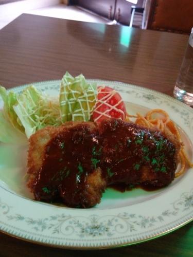 「神戸元町ロッグキャビンの紅茶」_a0075684_11174003.jpg
