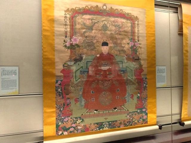 2019台湾旅行 (1) 故宮博物院と至善園をめぐる_f0100593_17344779.jpg