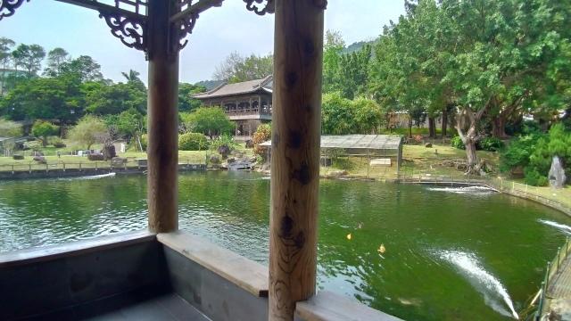 2019台湾旅行 (1) 故宮博物院と至善園をめぐる_f0100593_17380770.jpg