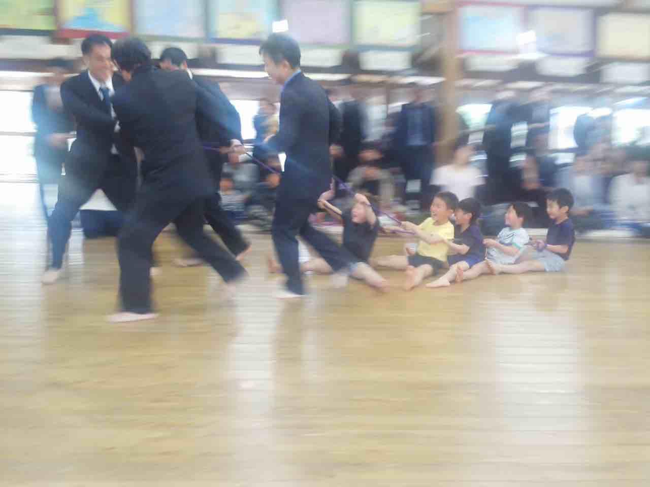 さくらんぼ保育園の第29回卒園式_e0068696_16504368.jpg