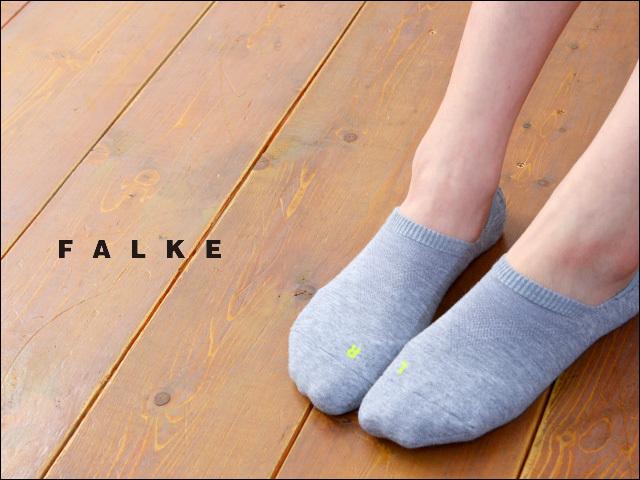FALKE[ ファルケ] COOL KICK INVISIBLE [16601] クールキックス MEN\'S 裸足に見せるスニーカーソックス、アンクルソックス スリッポン、ローファーなどに最適_f0051306_17512337.jpg