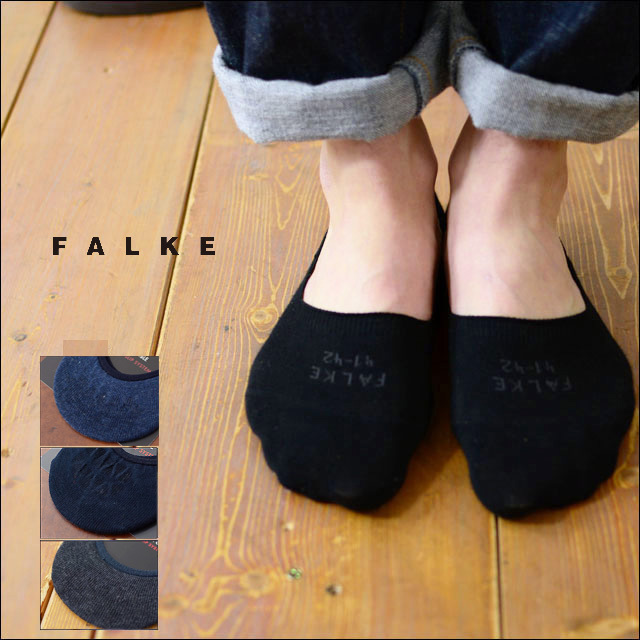 FALKE[ ファルケ] STEP/ステップ [14625] MEN\'S 裸足に見せるスニーカーソックス、アンクルソックス スリッポン、ローファーなどに最適_f0051306_17550487.jpg