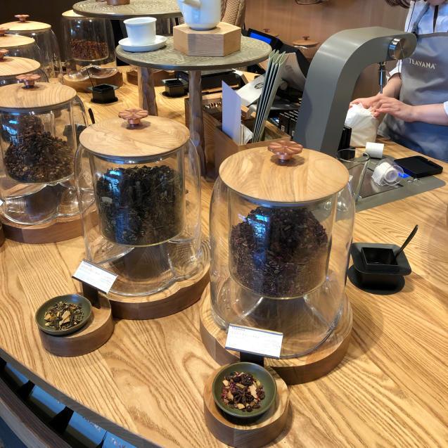 お茶も楽しめるスターバックスリザーブロースタリー東京_d0285416_20355623.jpg