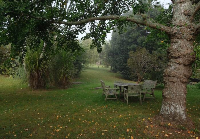 霧の朝、国の幸福度・再考/ Foggy Morning In My Garden_e0310424_16281367.jpg