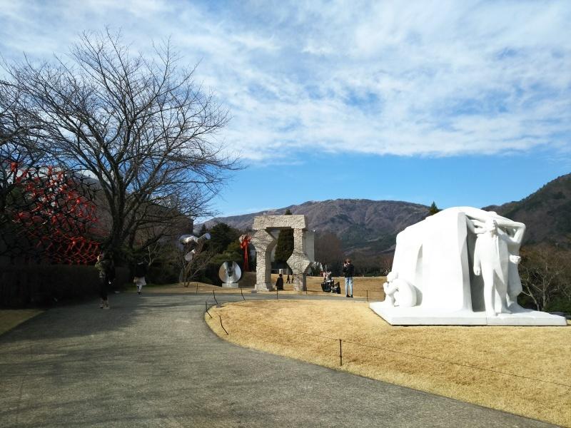 楽しくて美味しい!彫刻の森美術館  【箱根の旅③】_e0305834_10535534.jpg