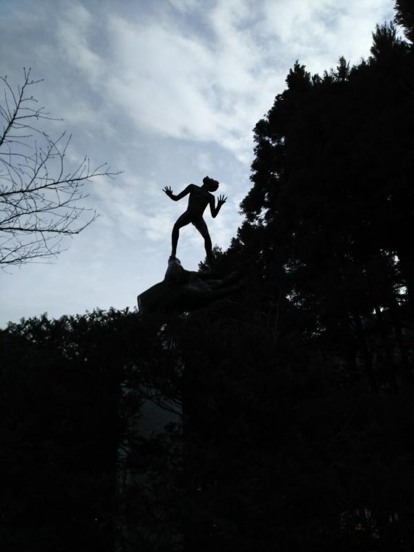 楽しくて美味しい!彫刻の森美術館  【箱根の旅③】_e0305834_10543587.jpg