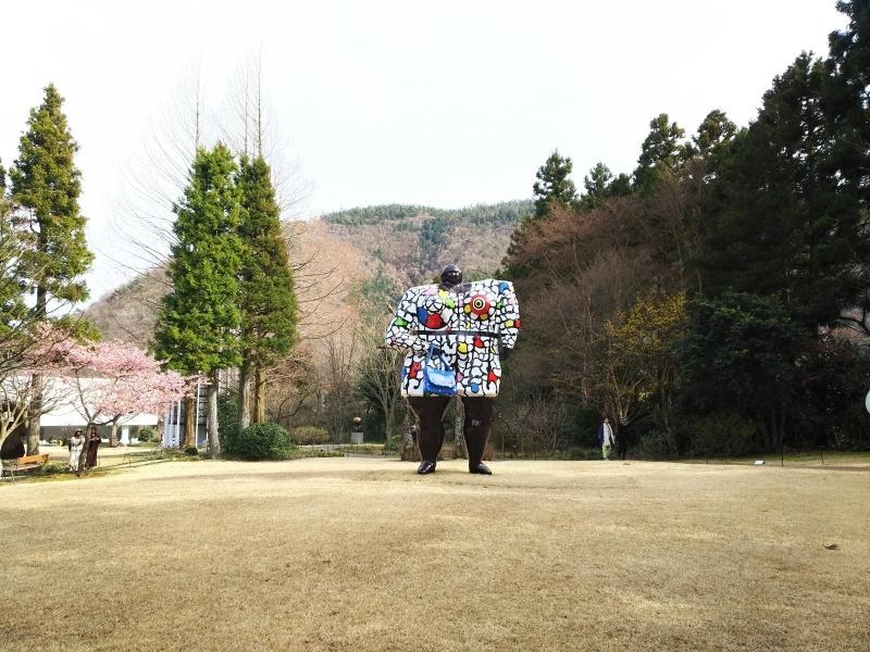 楽しくて美味しい!彫刻の森美術館  【箱根の旅③】_e0305834_10560527.jpg