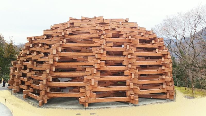 楽しくて美味しい!彫刻の森美術館  【箱根の旅③】_e0305834_11012088.jpg