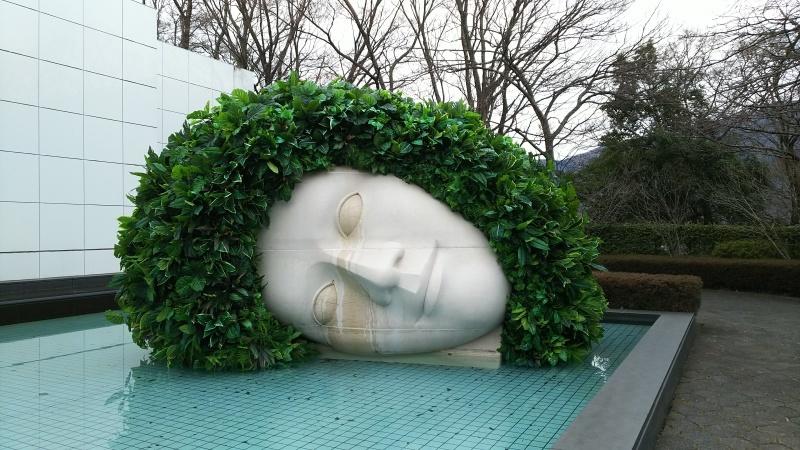 楽しくて美味しい!彫刻の森美術館  【箱根の旅③】_e0305834_11031436.jpg