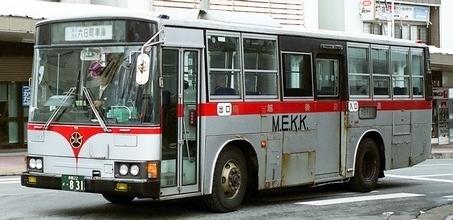 越後交通 三菱ふそうP-MM117J +呉羽・U-MM218J +MBM_e0030537_00290386.jpg