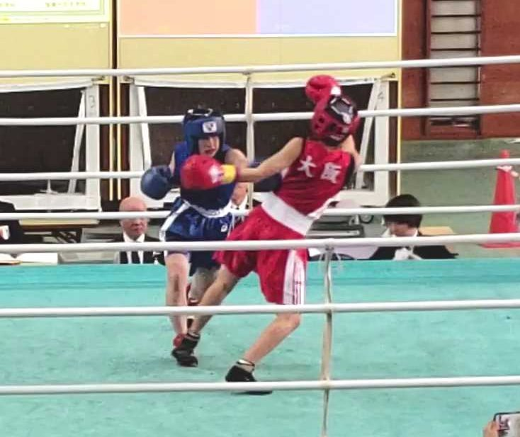 3/23 全日本UJボクシング大会_a0157338_15280409.jpg
