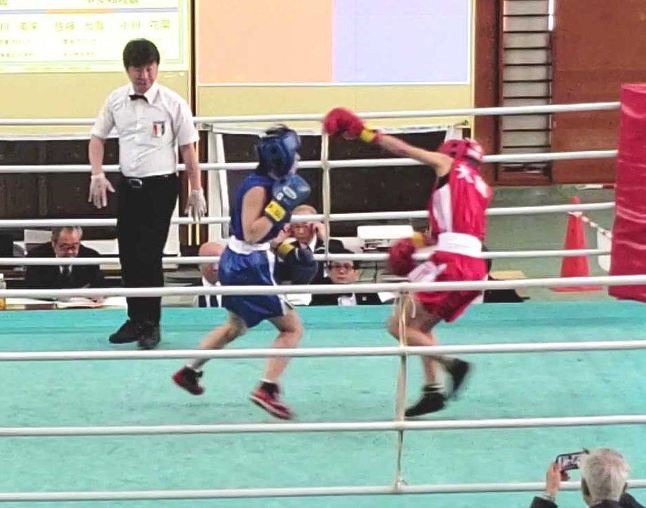 3/23 全日本UJボクシング大会_a0157338_15280420.jpg