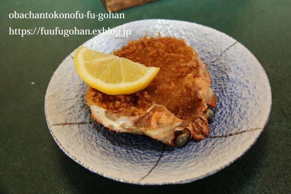 越前蟹食べに行って来た~もう、ぎりぎり~(^_^)v&春のお彼岸さんの牡丹餅_c0326245_13550973.jpg