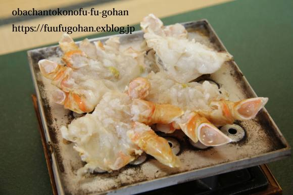 越前蟹食べに行って来た~もう、ぎりぎり~(^_^)v&春のお彼岸さんの牡丹餅_c0326245_13560624.jpg