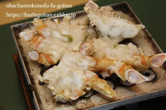 越前蟹食べに行って来た~もう、ぎりぎり~(^_^)v&春のお彼岸さんの牡丹餅_c0326245_13562875.jpg