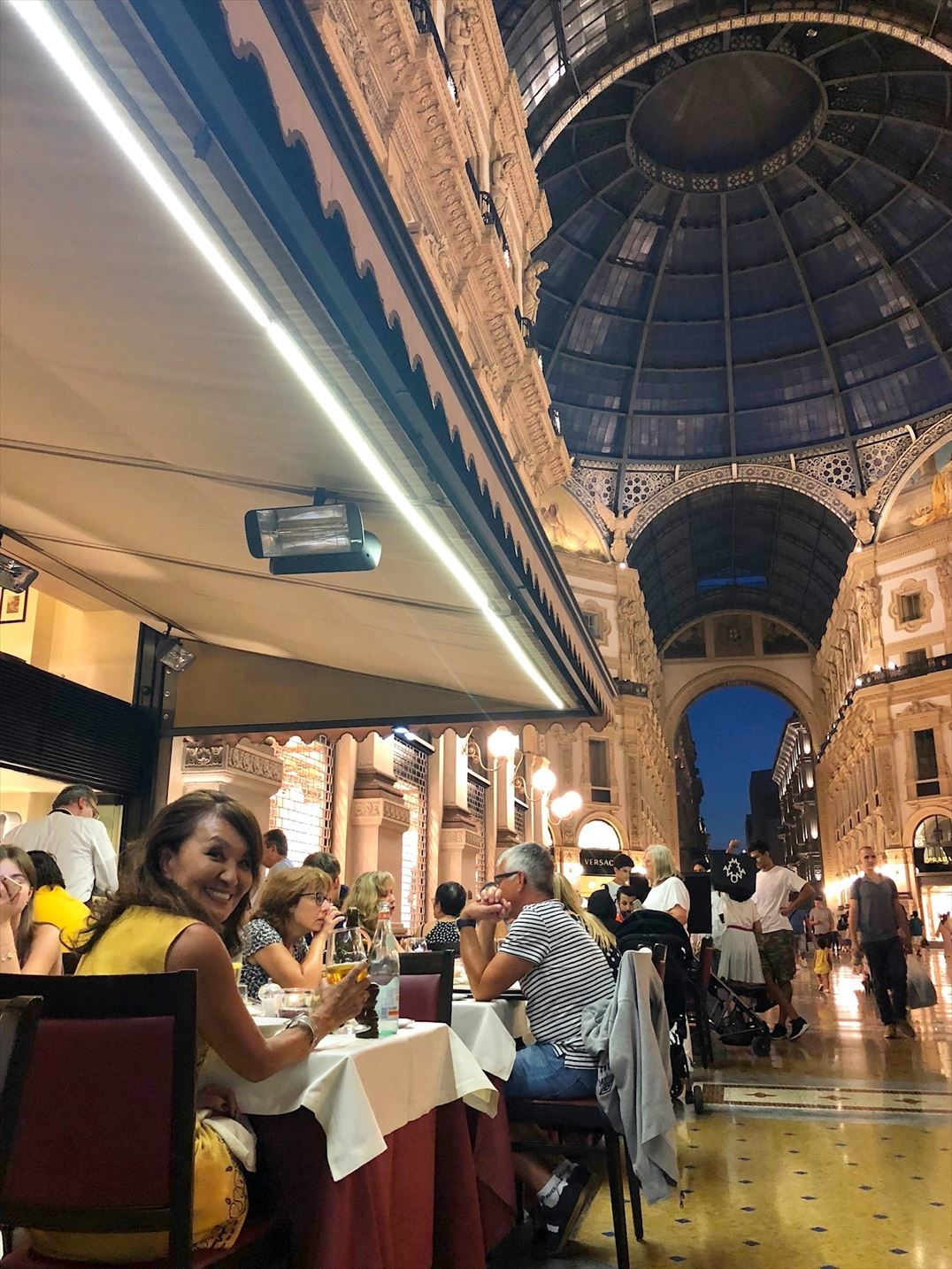 シチリア/ 47  最終回 ミラノで地味な最後の晩餐_a0092659_16025790.jpg