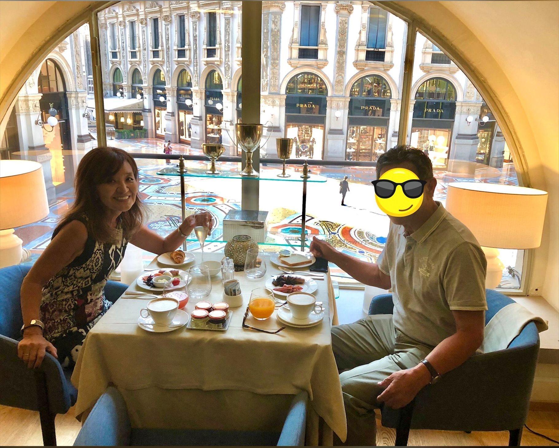 シチリア/ 47  最終回 ミラノで地味な最後の晩餐_a0092659_16104282.jpg