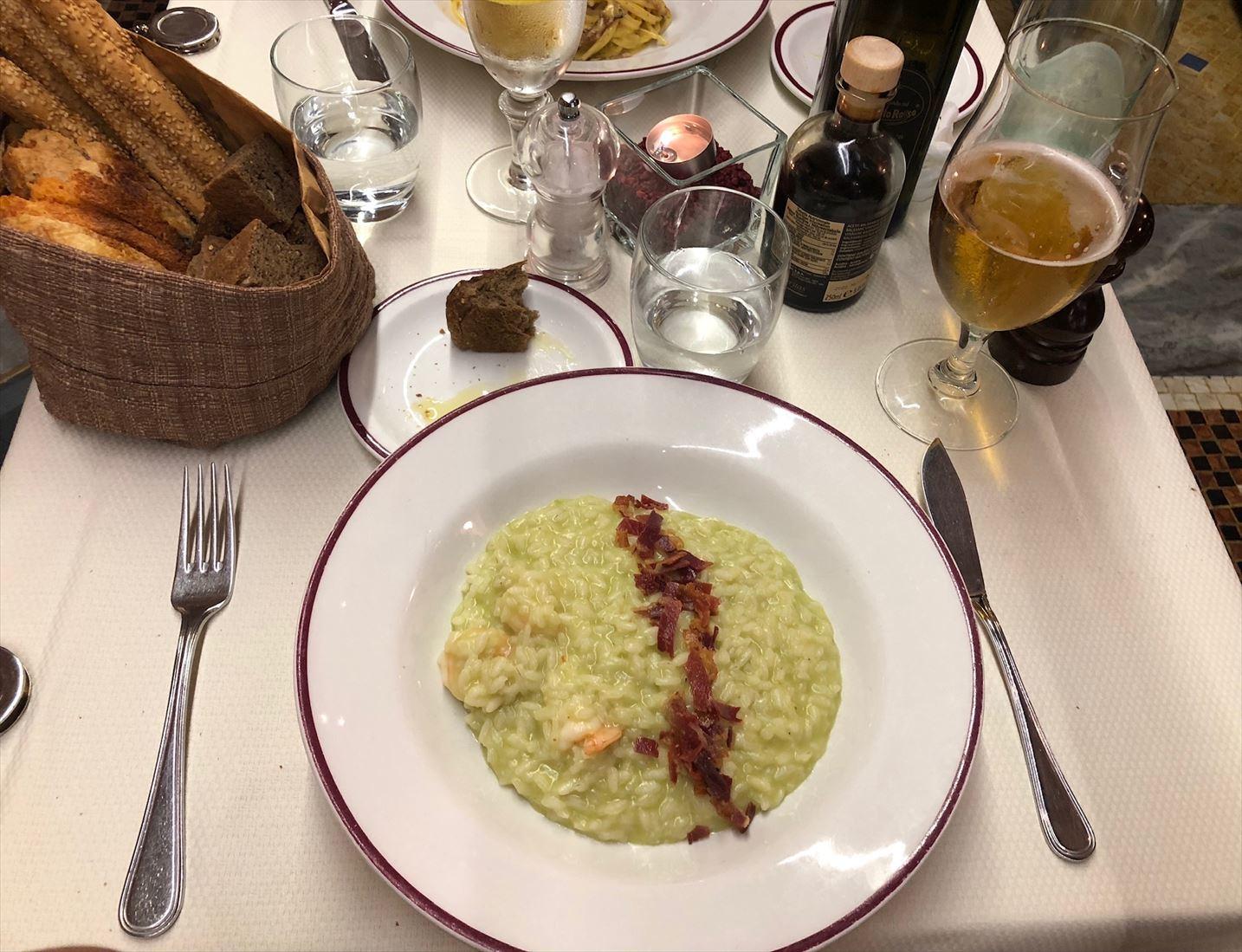 シチリア/ 47  最終回 ミラノで地味な最後の晩餐_a0092659_16485055.jpg