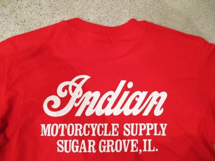 Vintage Indian Motorcycle Tee_e0187362_11132419.jpg