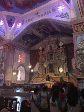 ボホールのバクラヨン教会_f0210164_12564141.jpg