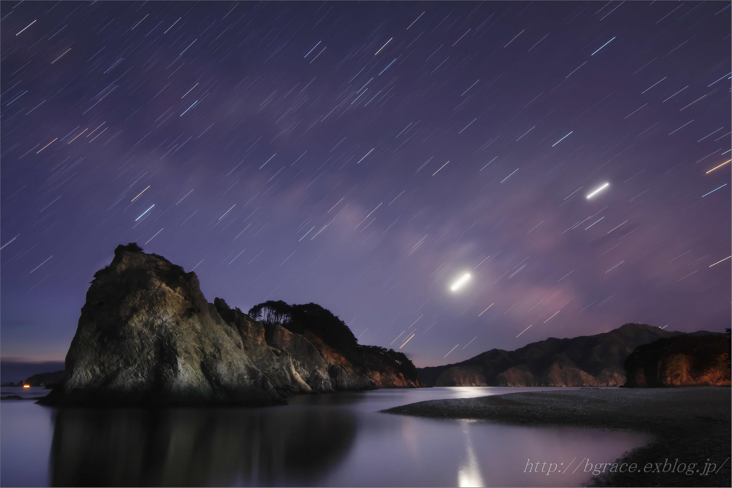 浄土ヶ浜 バルブな夜_b0191074_21250131.jpg