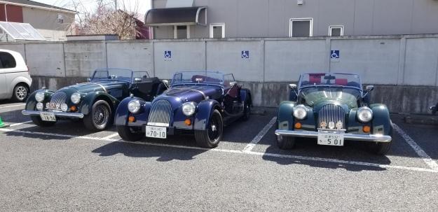 モーガンスポーツカークラブで千葉房総ツーリング。_e0119092_13582237.jpg