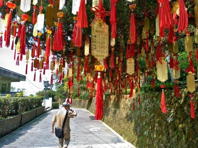 台湾旅行 (4) 目指せ開運、指南宮と龍山寺のお寺巡り_f0100593_17044989.jpg