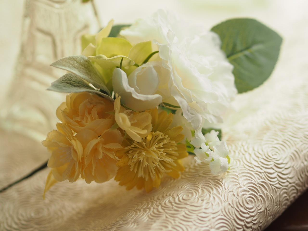【Round bouquet】_d0144095_19394104.jpg