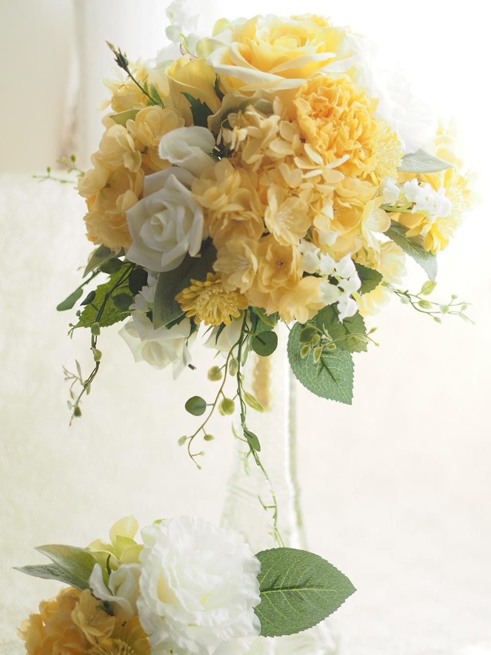 【Round bouquet】_d0144095_19394901.jpg