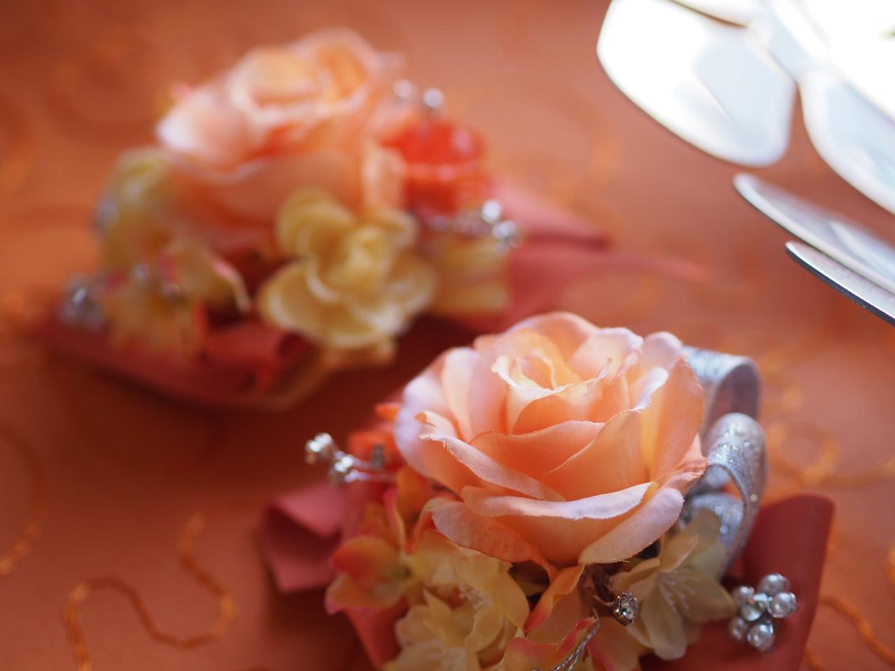 【Round bouquet】_d0144095_19395925.jpg