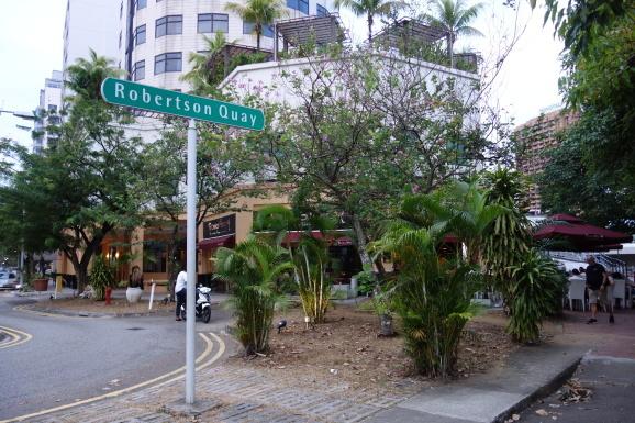 シンガポール2019 RED HOUSEでチリクラブ_e0230011_17151817.jpg