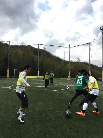 ゆるUNO 3/21(木・祝) at UNOフットボールファーム_a0059812_17445460.jpg