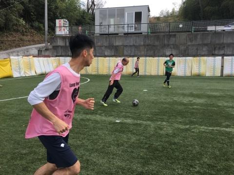 ゆるUNO 3/21(木・祝) at UNOフットボールファーム_a0059812_17445970.jpg