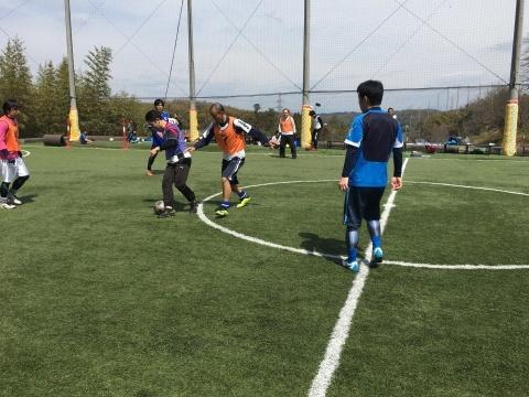 ゆるUNO 3/23(土) at UNOフットボールファーム_a0059812_18175815.jpg