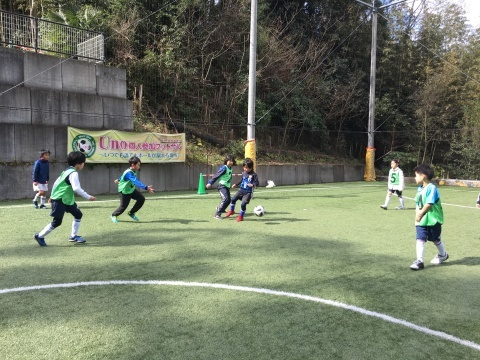 ゆるUNO 3/24(日) at UNOフットボールファーム_a0059812_19024992.jpg