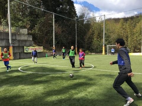 ゆるUNO 3/24(日) at UNOフットボールファーム_a0059812_19040208.jpg