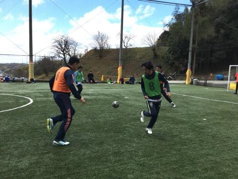 ゆるUNO 3/24(日) at UNOフットボールファーム_a0059812_19044447.jpg