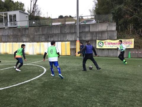 ゆるUNO 3/24(日) at UNOフットボールファーム_a0059812_19050014.jpg