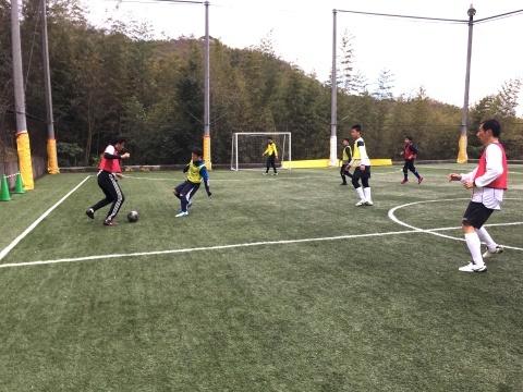 ゆるUNO 3/24(日) at UNOフットボールファーム_a0059812_19062409.jpg