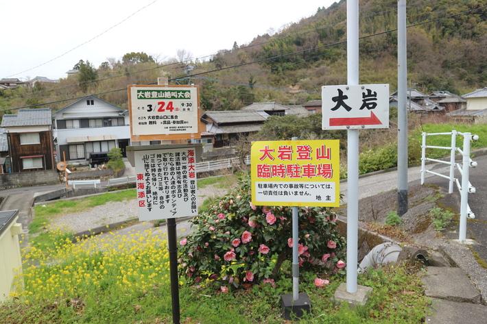 大岩の山桜&イワツツジ!_e0272335_17504225.jpg