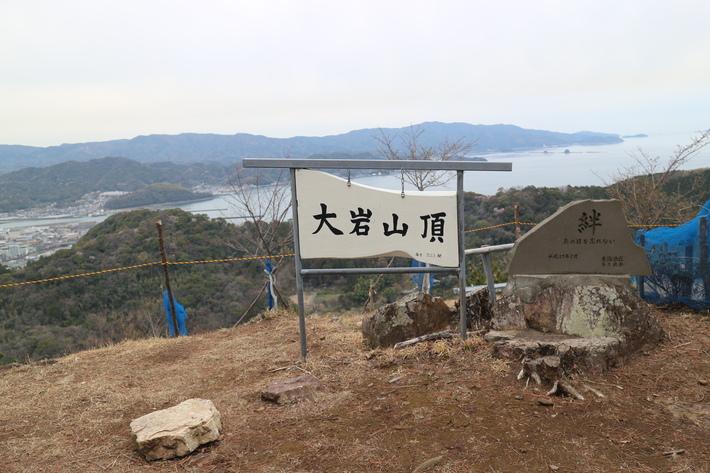 大岩の山桜&イワツツジ!_e0272335_1823645.jpg