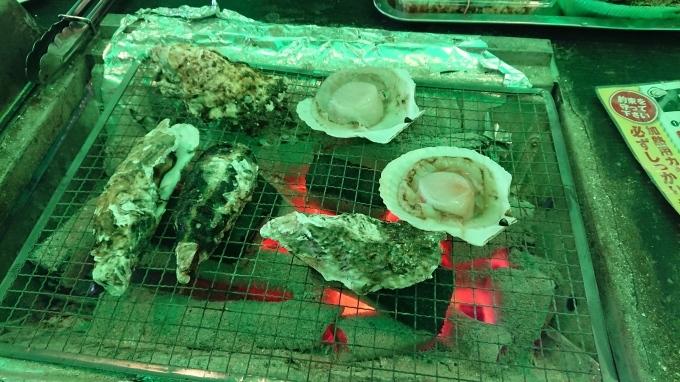 牡蠣小屋に行ってきました( ´艸`)_c0350439_11222306.jpg